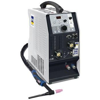 GYS TIG 208 AC/DC HF, ACC. SR 20DB-4M