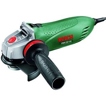 Bosch PWS 750-125 + Кейс