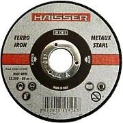 Круг отрезной для металла и нержавейки Haisser 180х2.5 мм