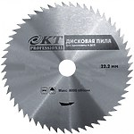 Диск пильный KT Professional 115 40Т, 22.2