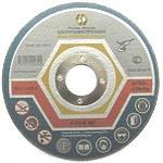 Абразивный диск отрезной по металлу Центроинструмент 125x22х1.6 мм