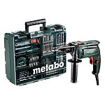 Ударная дрель Metabo SBE 650 Mobile Workshop