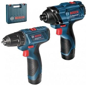 Bosch GDR 120-LI + GSR 120 Li COMBO