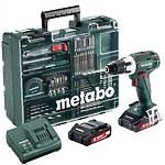 Дрель-шуруповерт Metabo BS 18 LT Mobile Workshop