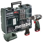 Шуруповерт Metabo PowerMaxx BS Basic Mobile Workshop